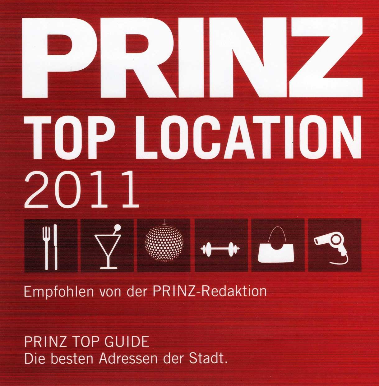 Prinz Top Location 2011