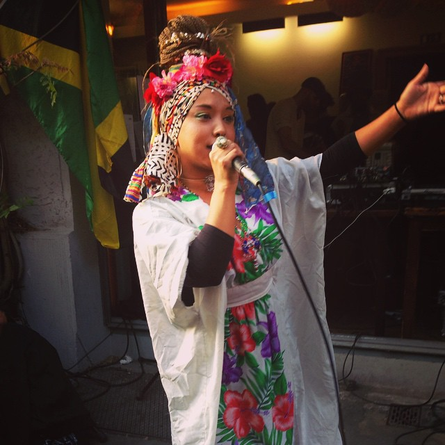 RosaCaleta_BlockParty_2015_Yarah_Bravo