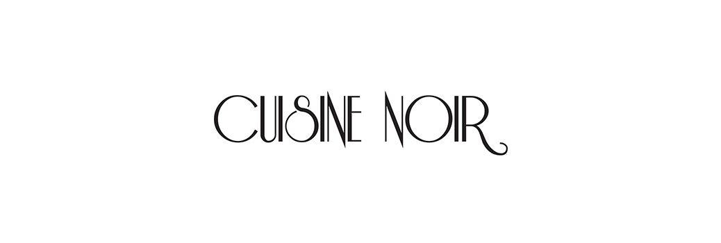 Logo Cuisine Noir